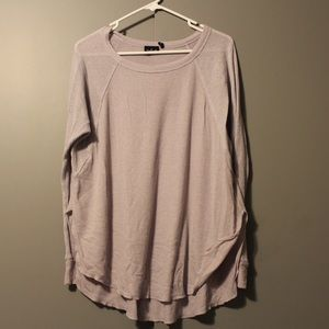 Free People Out From Under Raglan Top